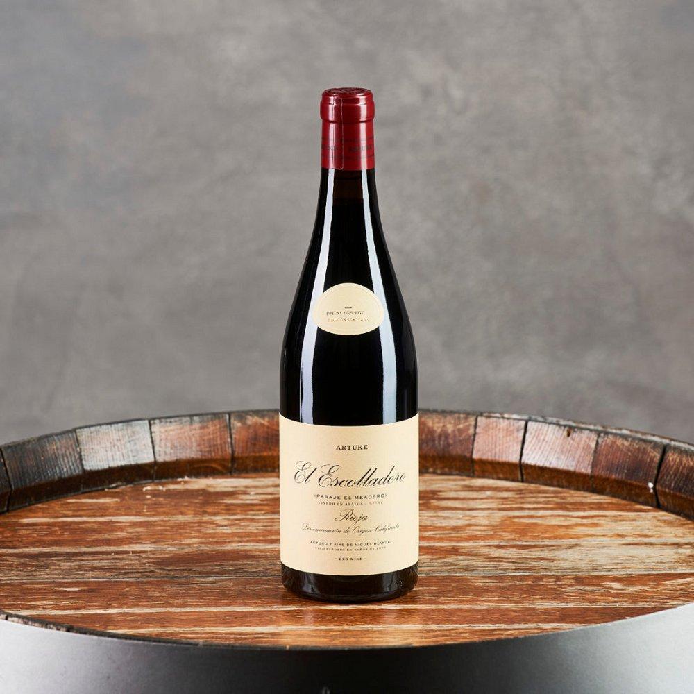 El Escolladero Rioja